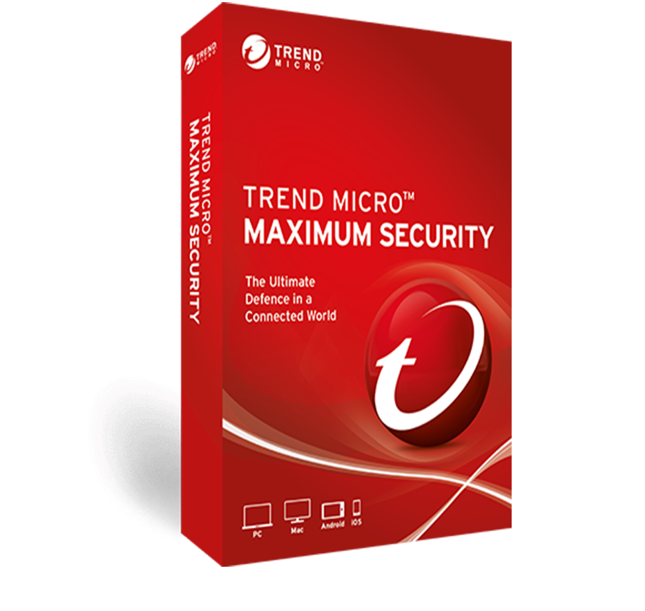 Trend Micro Maximum Security