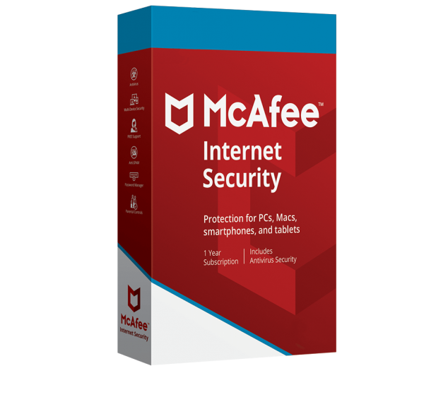Mcafeee Internet Security-bundle