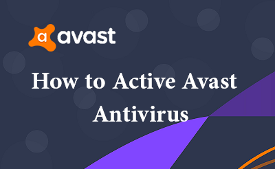 How to activate Avast Antivirus