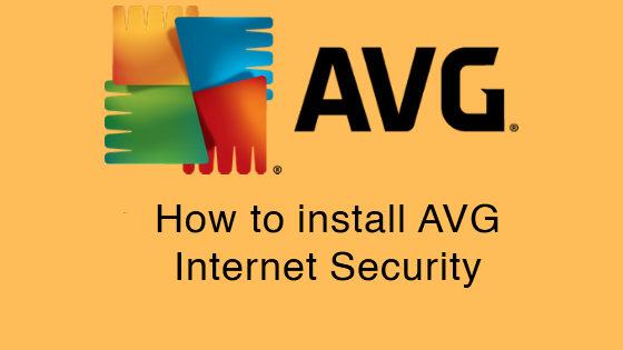 Installing AVG Internet Security on Windows