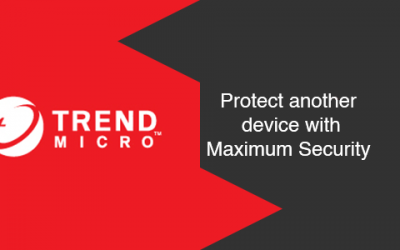 Install Trend Micro Maximum Security on another device