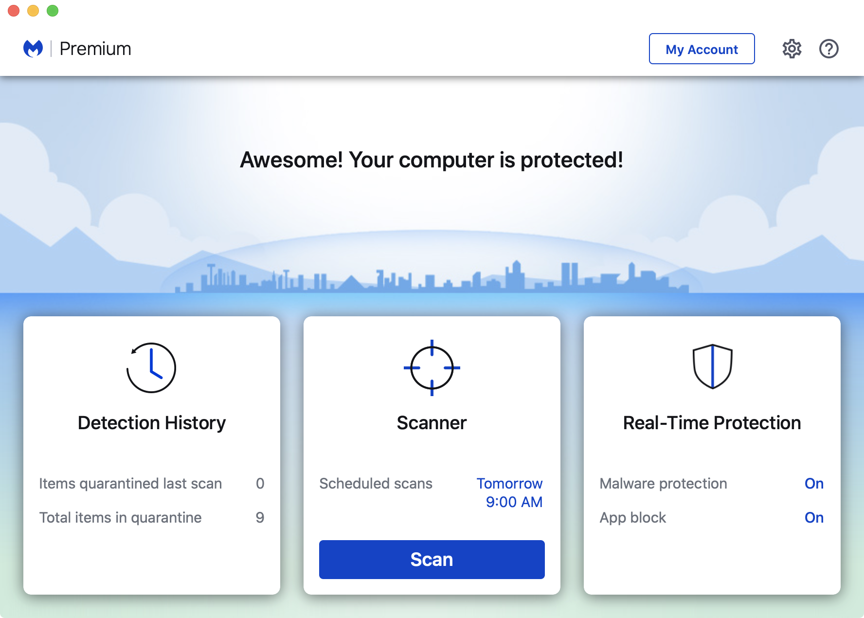 Malwarebytes Premium Security 3