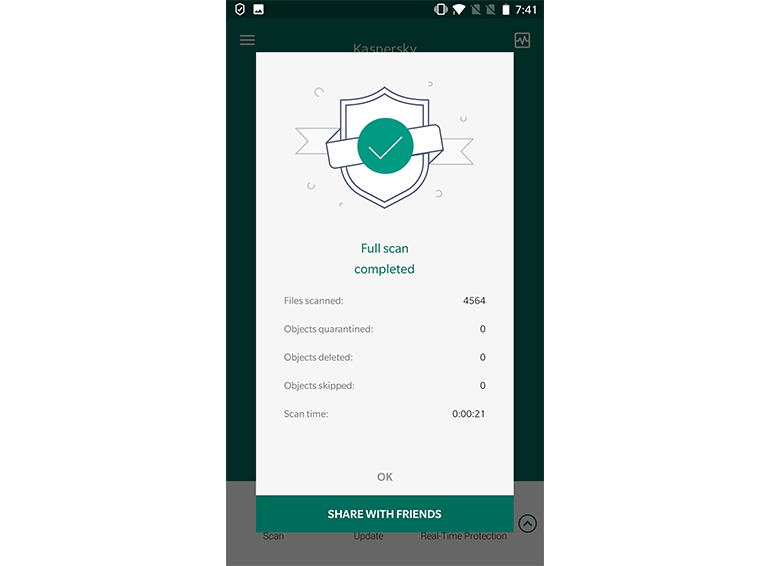 Kaspersky Internet Security for Android - 03