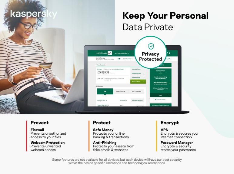 Kaspersky Total Security 2020 - 1