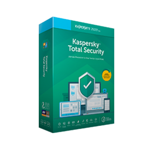Kaspersky Total Security - box