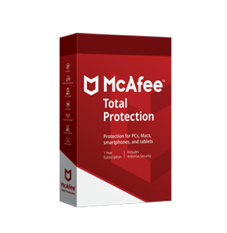 McAfee Total Protection - Box