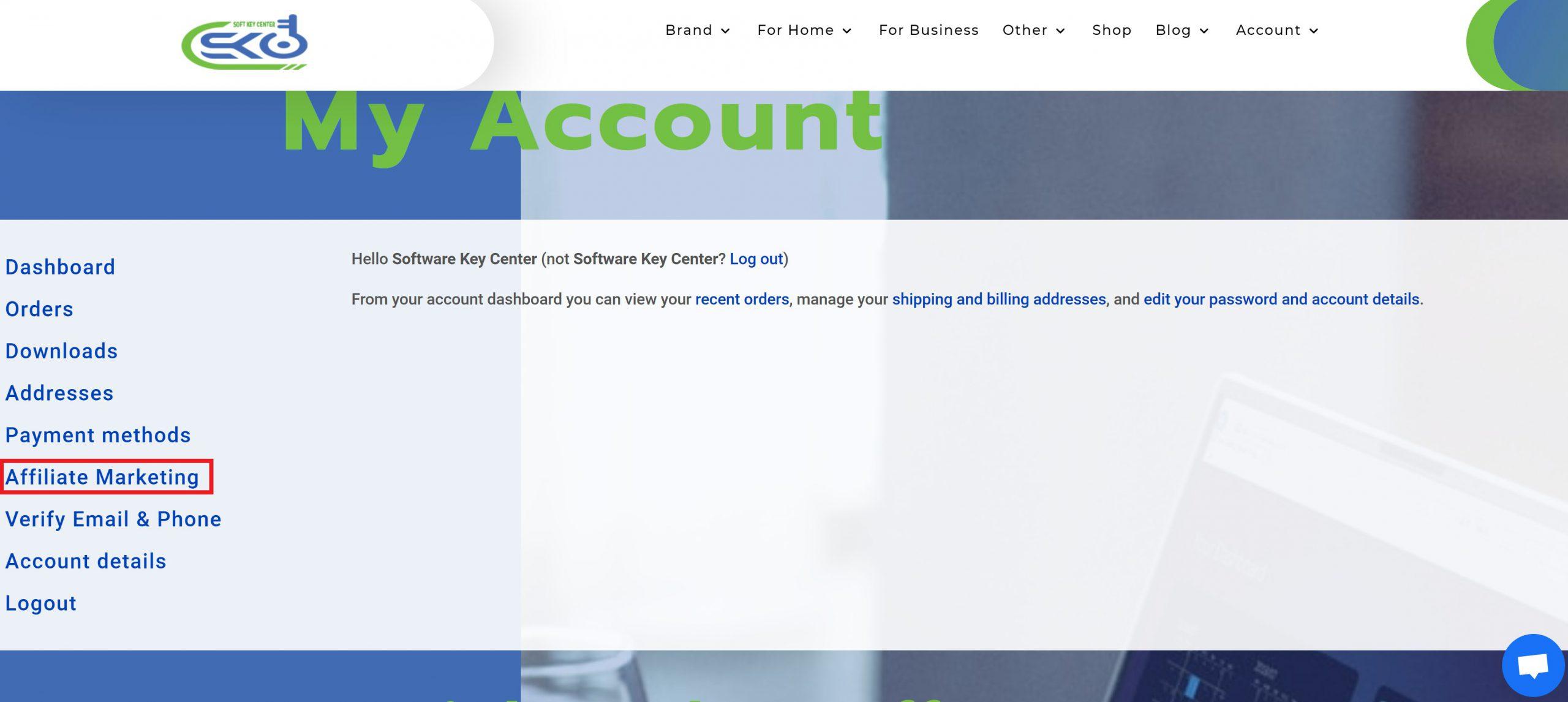 Affiliate Marketing screenshot 1