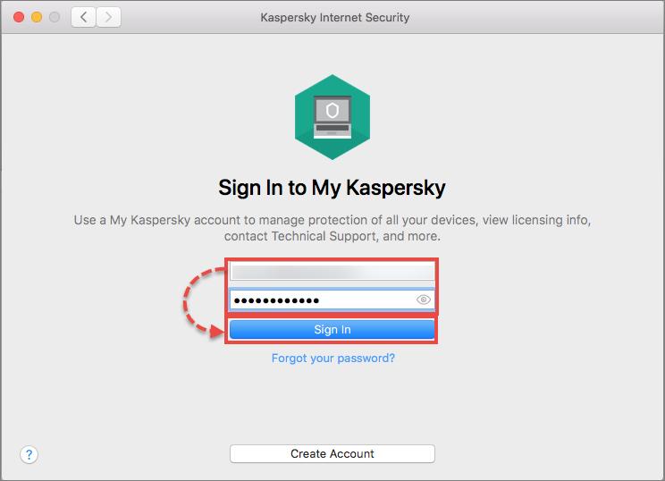 Mac main Kaspersky 1