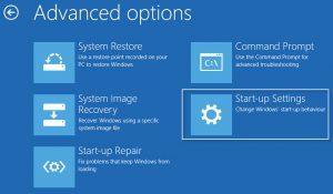 windows8_1_start-up Settings