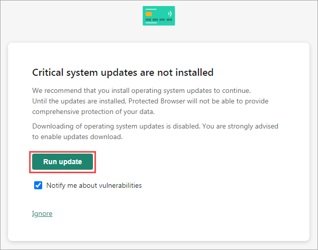 Kaspersky Antivirus Common issues