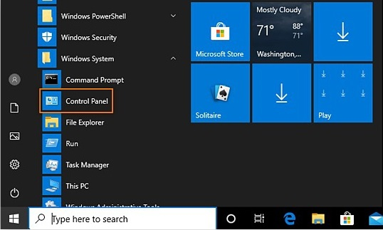 remove a virus from a PC